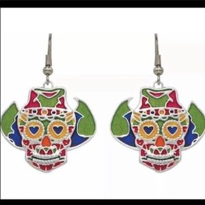 Montana Silversmith Sugar Clown Earrings